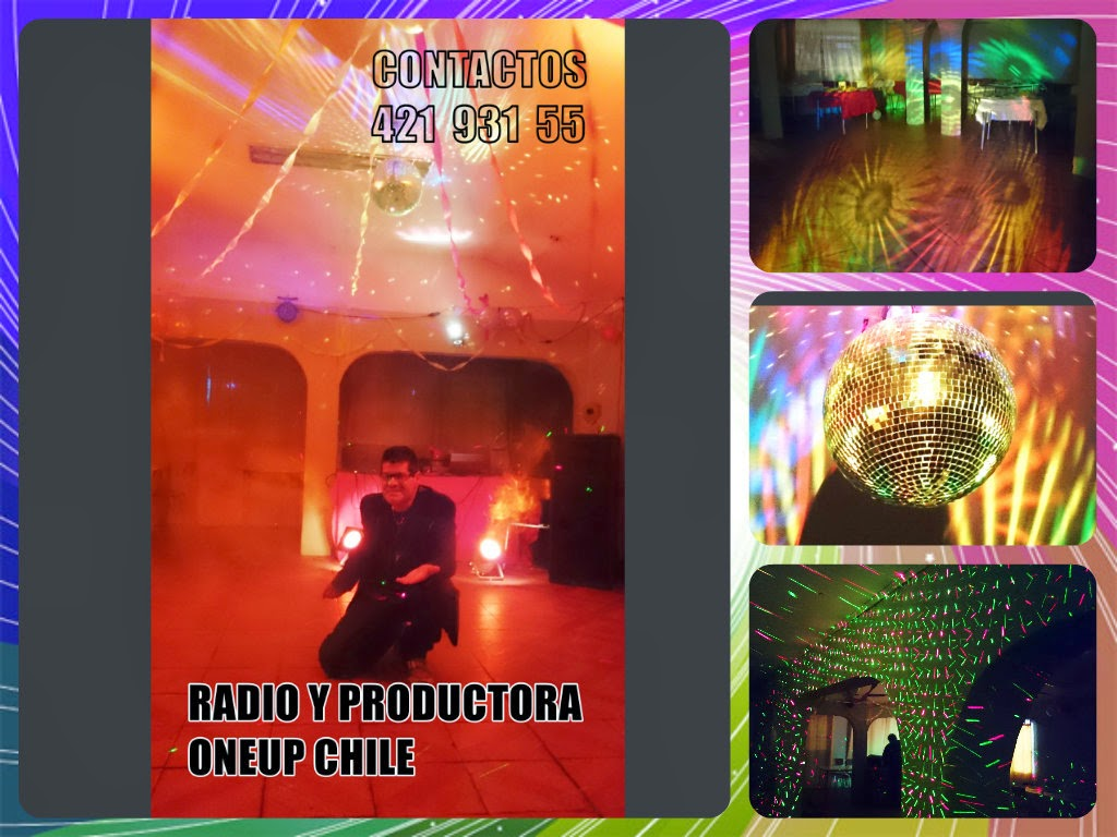 PRODUCTORA ONEUP CHILE