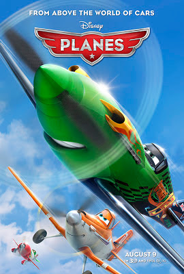 Airplanista Aviation Blog: Disney's Planes: Can One Movie Really Save GA?