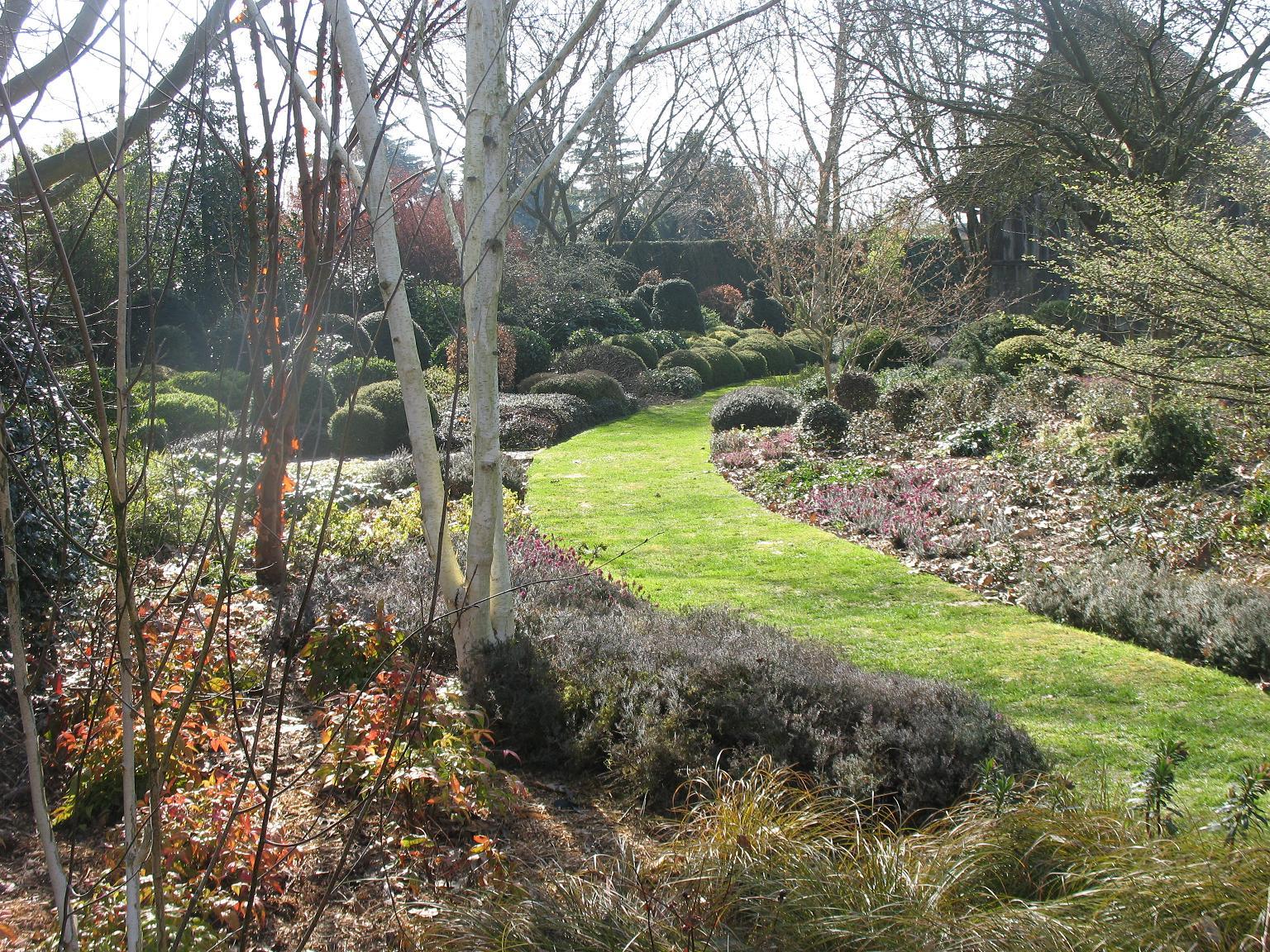 Le blog de parcs et jardins de l 39 oise le jardin de la for Le jardin aux epilobes