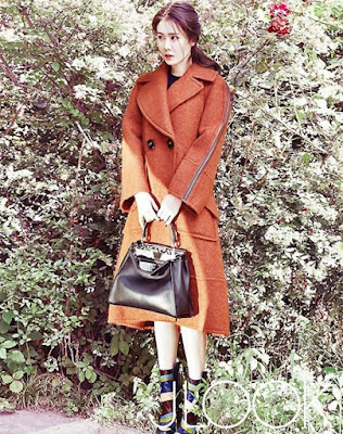 Son Ye Jin JLOOK October 2015