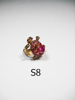 cincin aksesoris wanita s8