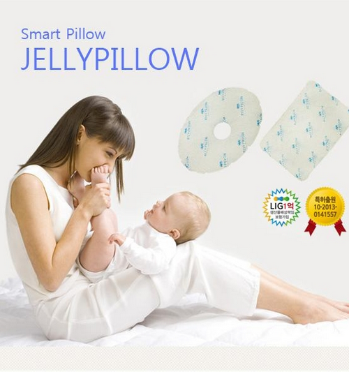 Dinomax's Baby Jelly Pillow