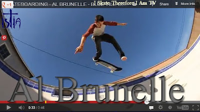 Al Brunelle, Backyard Pool, Skate Video