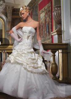 Vestidos Novia de Tomy Mariage 2012