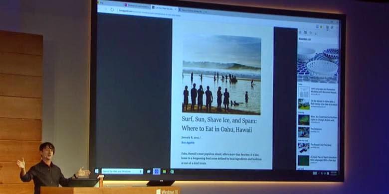 Browser Spartan Resmi Dirilis