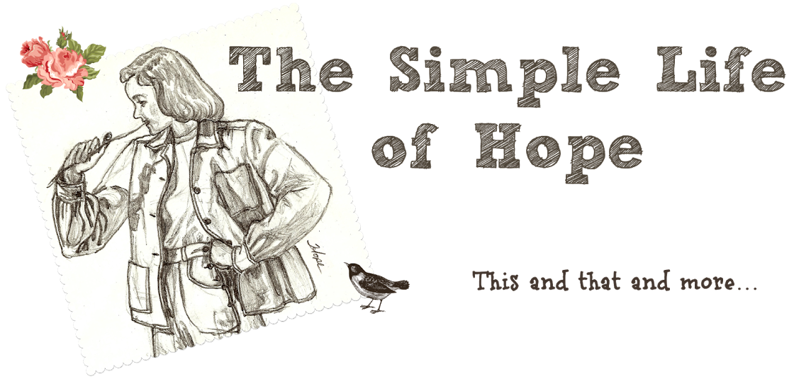 The Simple LIfe of Hope
