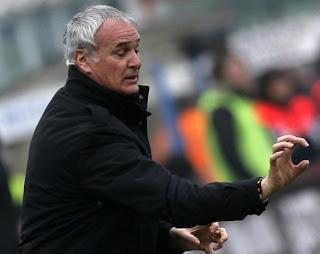 Claudio Ranieri es el nuevo técnico del Inter de Milán