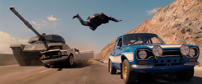 Fast and Furious 6 Stunts