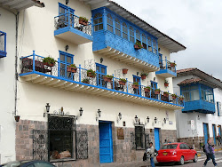 Colonial Architecture, Cuzco