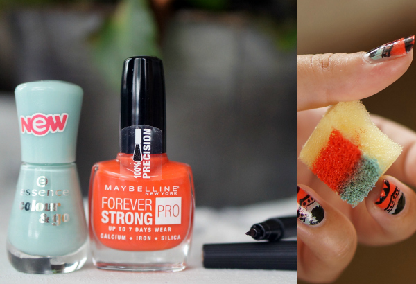 Diy Nail Art Easy Aztec Beautyill