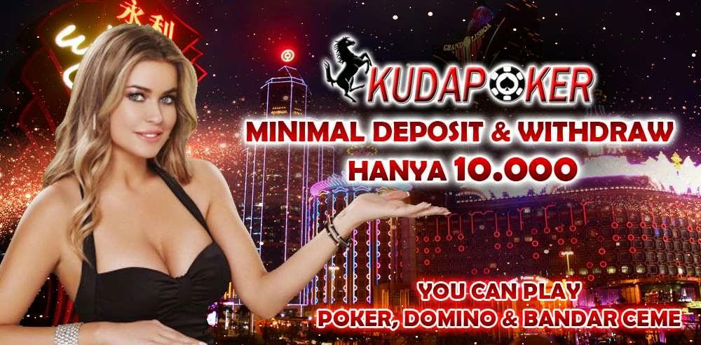 Poker online depo 10rb