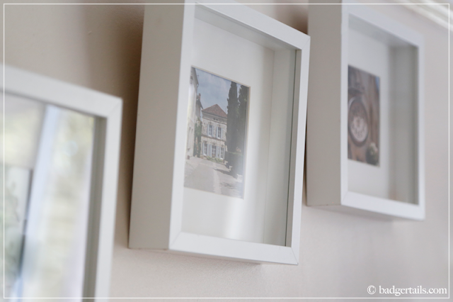 Framed Photographs of French Countryside