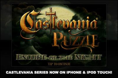 380180748-0 [Review] Castlevania Puzzle: Encore of the Night