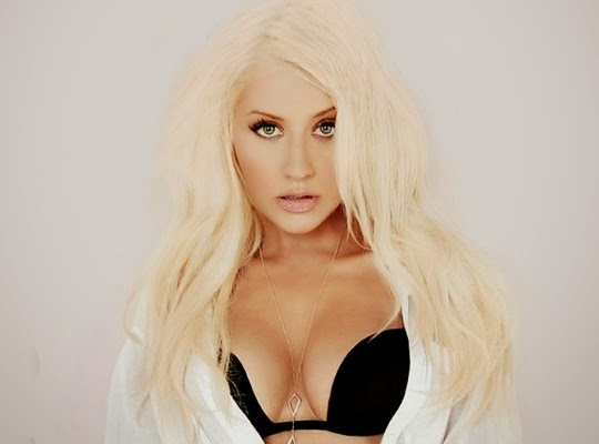 "Christina Aguilera ""We Remain"""