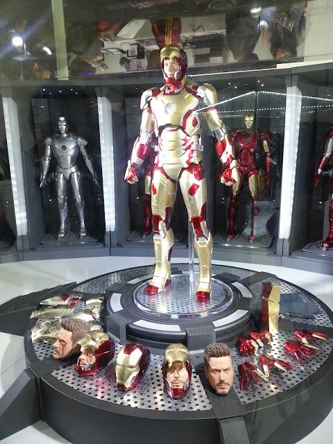Play Imaginative Super Alloy Iron Man 3  - Iron Man Mark 42