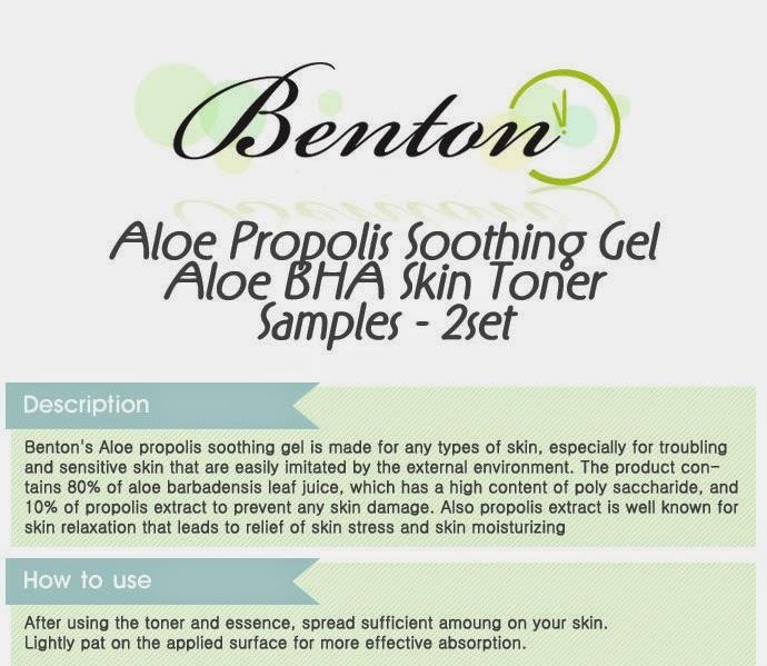 http://www.roseroseshop.com/en/cosmetic/400010--benton-aloe-bha-skin-toner-soothing-gel-samples-2set.html