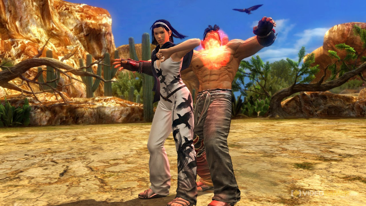 Tekken 3 PC 1 link español 4shared, mega, 4shared