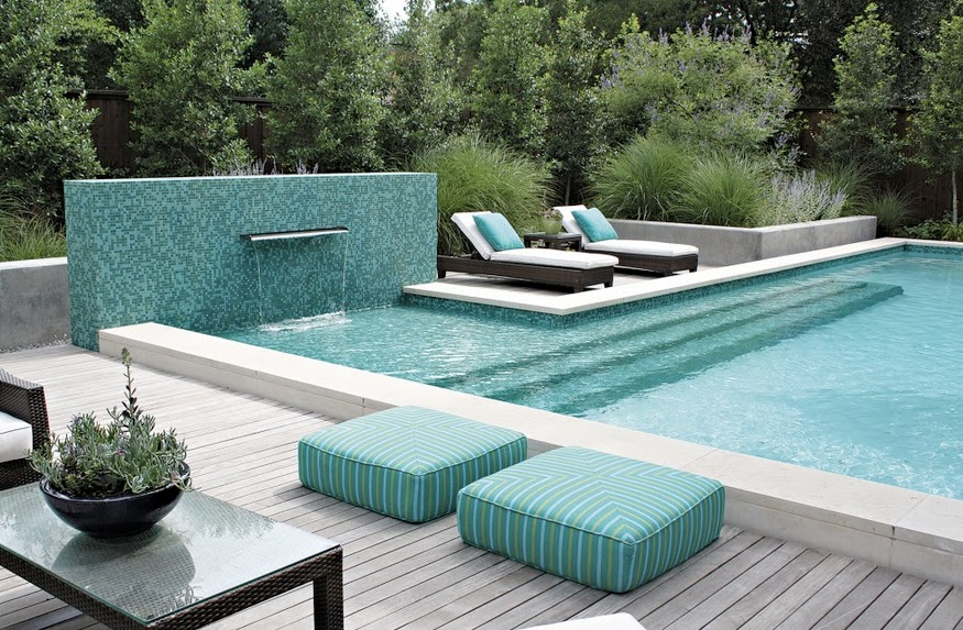 Kate Presents Modern Swimming Pool Or Just Another Teal