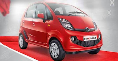 New 2015 Tata Nano Genx Photo