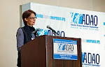 ADAO 2013 Washington DC Speech