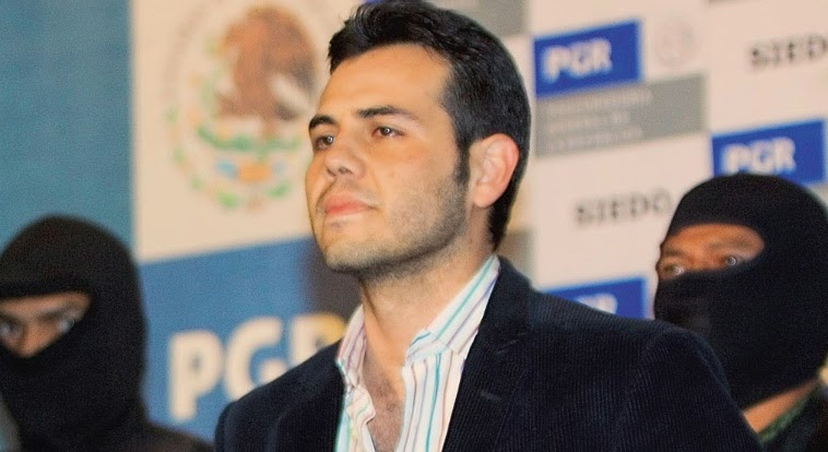 """Cuando Vicente Zambada Niebla """"El Vicentillo"""" brillaba"""