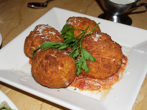 Fried Macaroni & Cheese Balls
