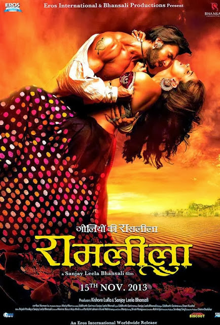 Ramleela (2013) Mp3 Songs Free Download