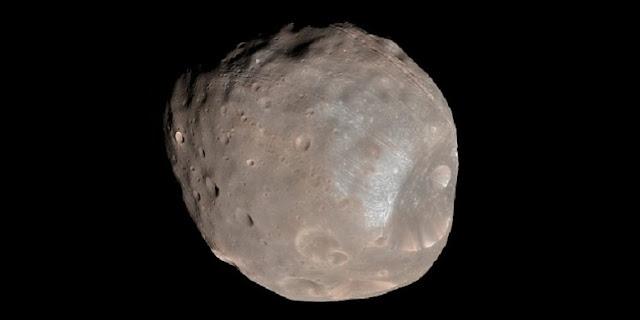 Bulan dari Mars