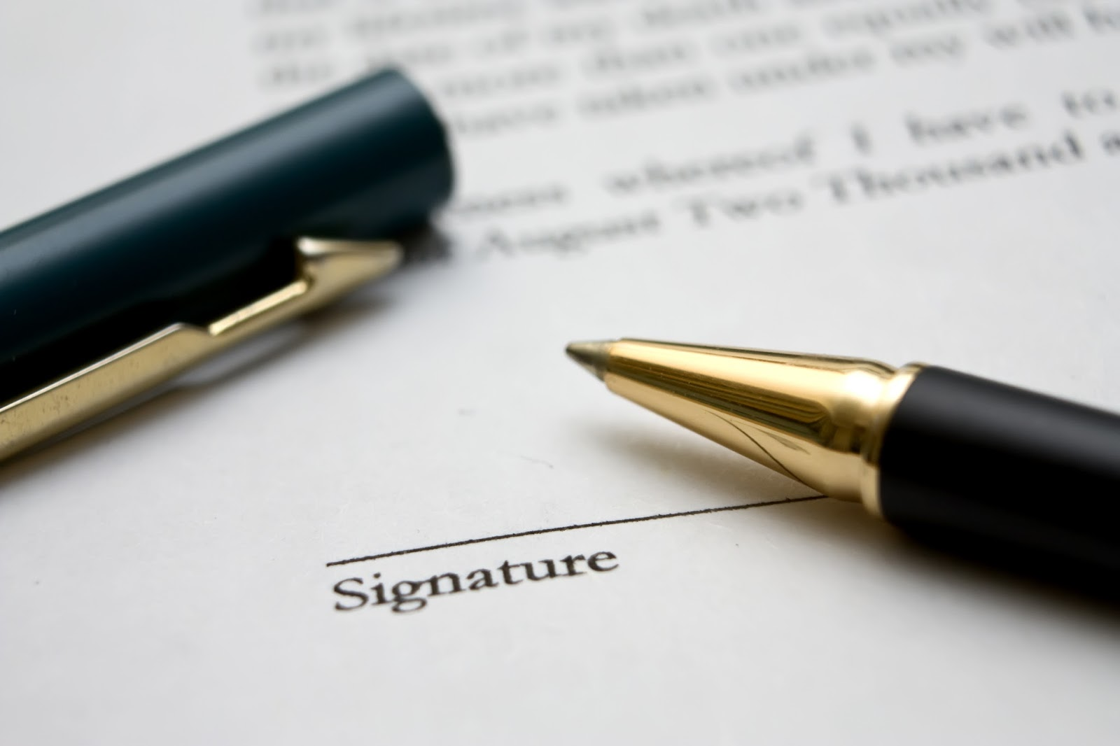 How To Use Electronic Signatures With Your Vacation Rental Agreement