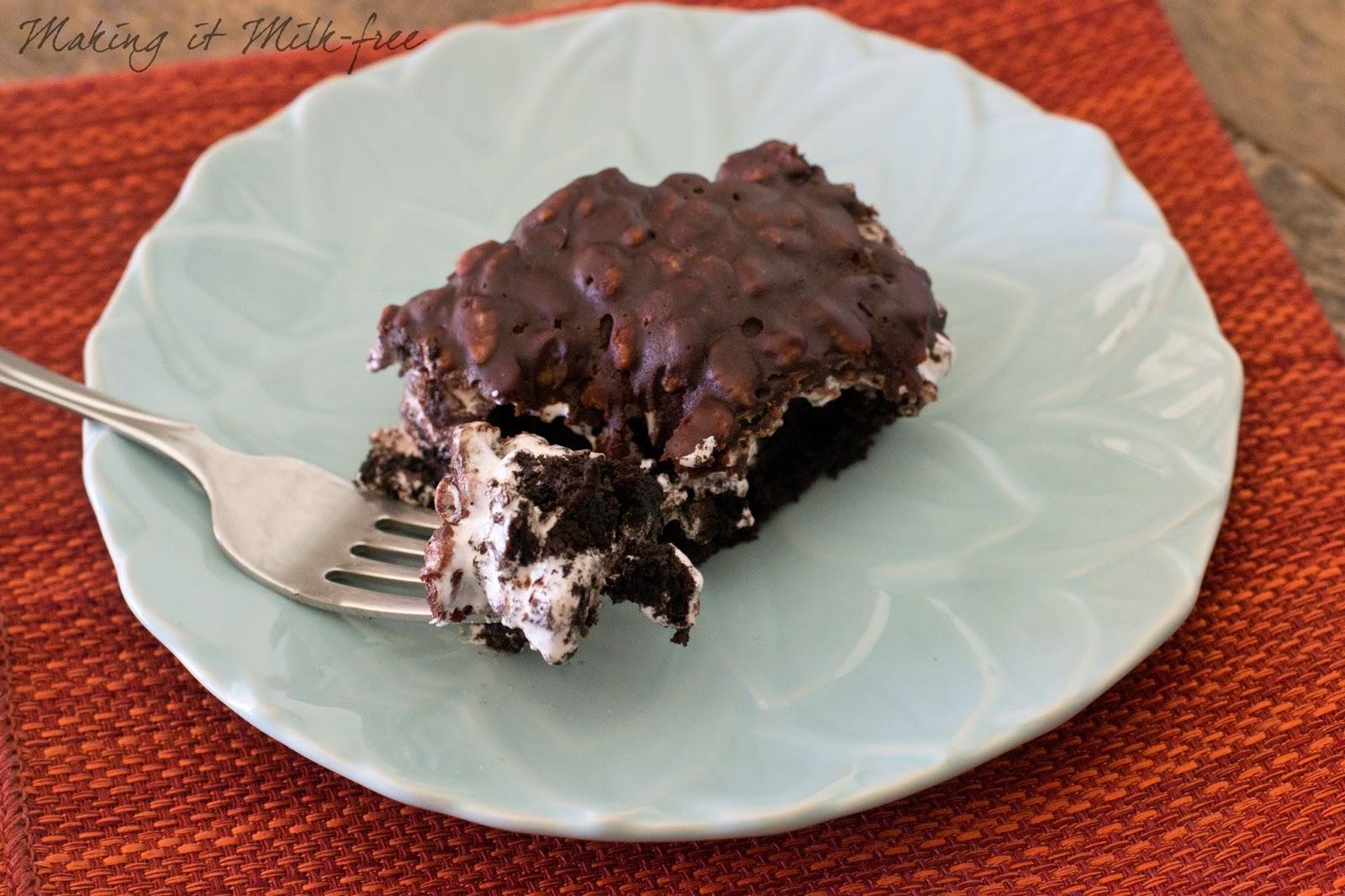 #glutenfree #dairyfree #chocolate #brownies