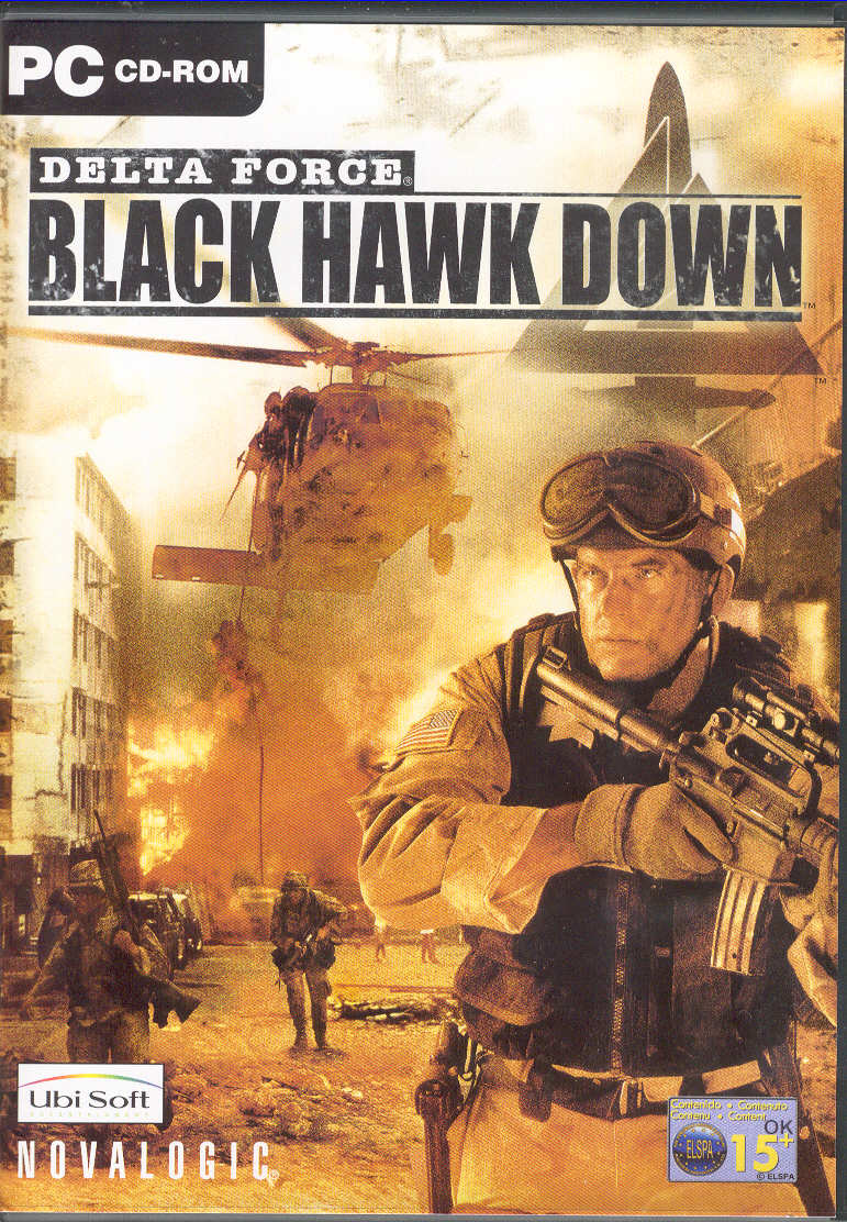 Delta Force: Black Hawk Down Full (IDWS)