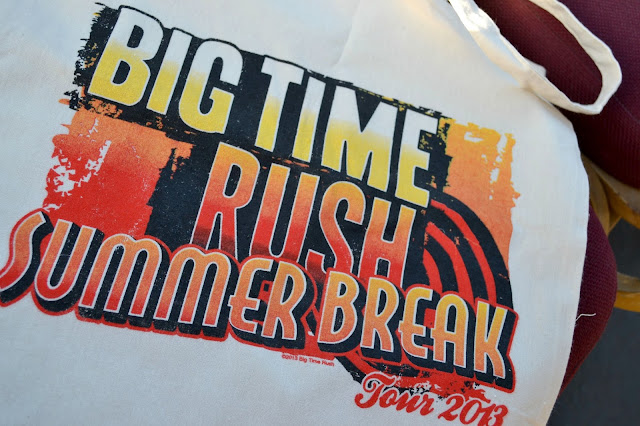 Mommy Testers Big Time Rush Summer Break Tour 2013 Meet & Greet #KoolAidBTRtour #cbias