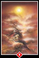 tarot osho zen carta aventura