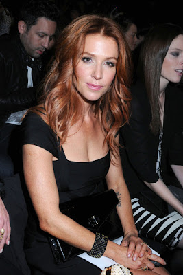 Poppy Montgomery Haircut 2012