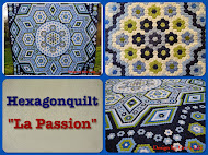 "Blog Hexagonquilt ""La Passion"""