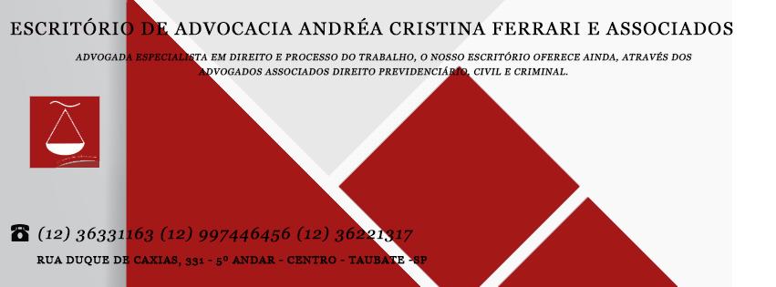 Escritório de Advocacia Andréa Cristina Ferrari