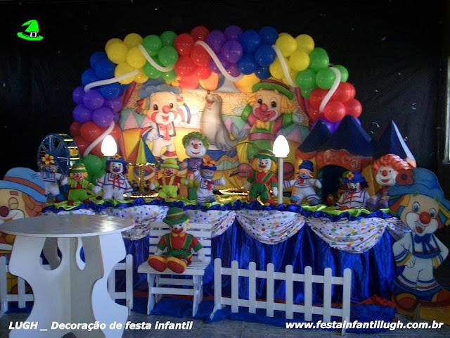 tema Patatí Patatá para decoração de festa de aniversário infantil de meninos