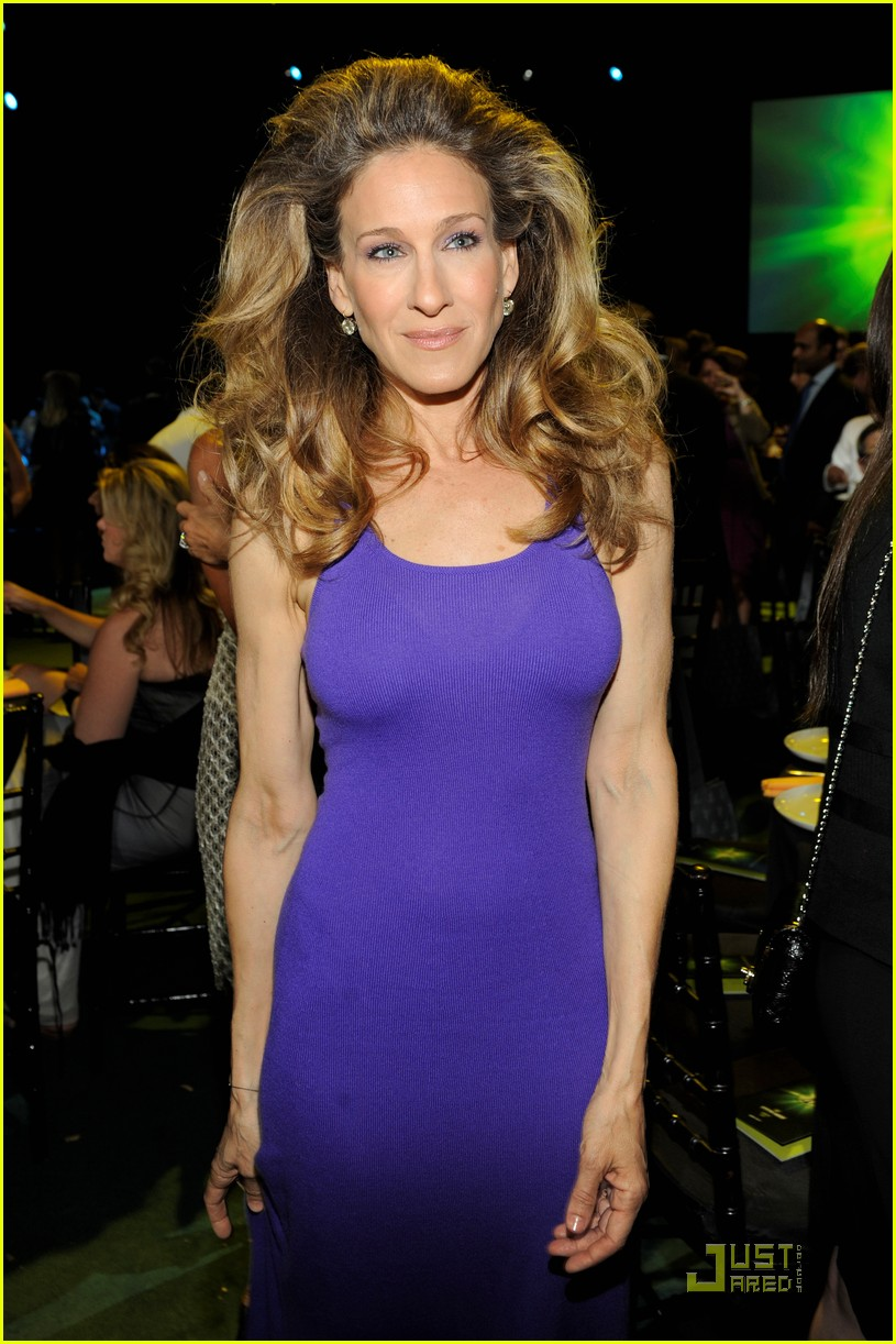 Sarah Jessica Parker denies feud with Kim Cattrall   Page ...