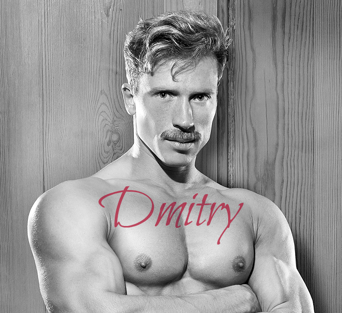 Dmitry Strigun • DJ and Male Model