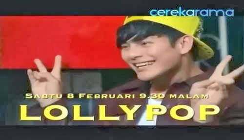Lolly Pop Cerekarama TV3