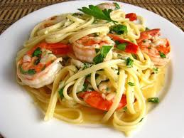 Maryland Shrimp Scampi II
