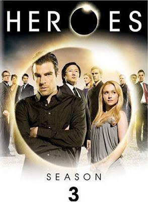 Baixar Heroes 3ª Temporada Download Grátis
