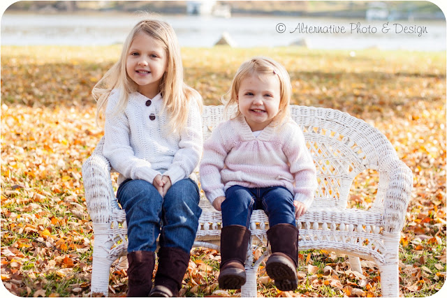 Sweet Sisters {A & E} | Children's Photographer – Janesville, WI