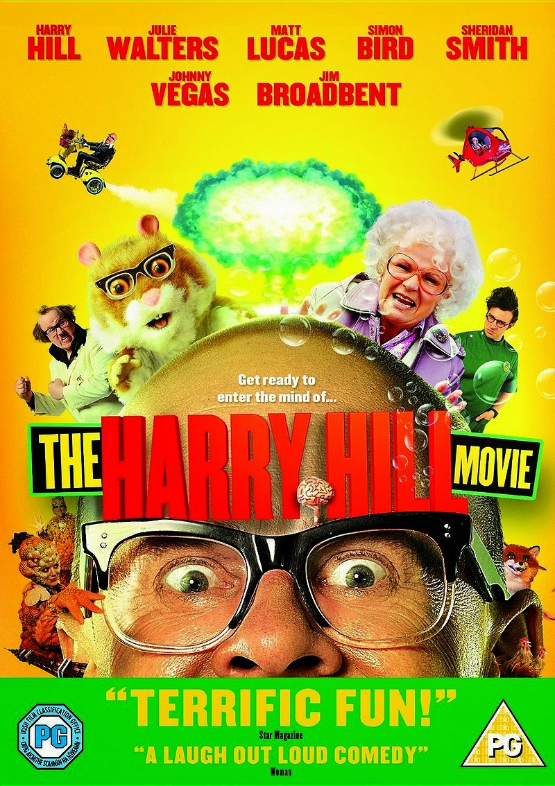 The Harry Hill Movie (2013) [Vose]
