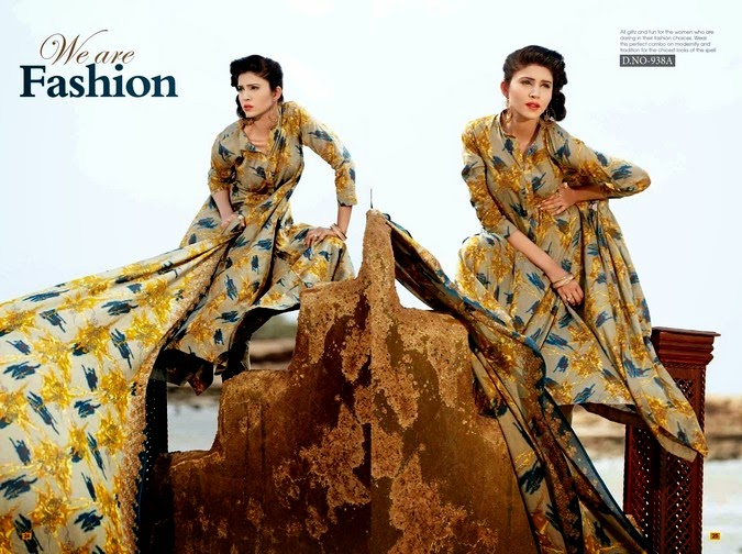 Swiss Voil Collection 2014 Volume-03