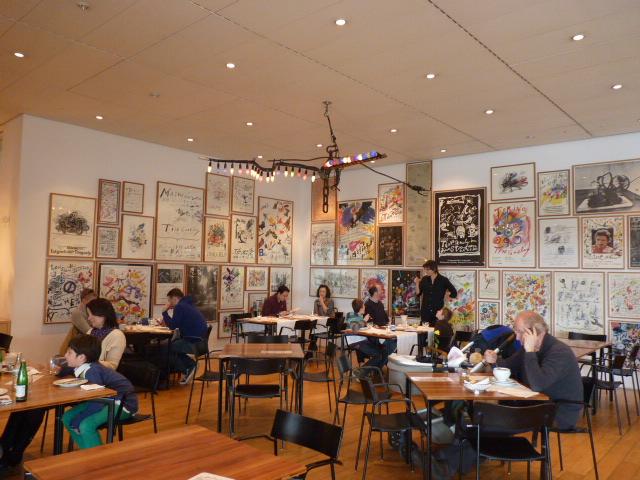 Restaurante Museo Tinguely