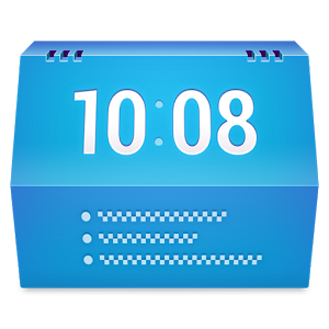Dash Clock Widget pour Android