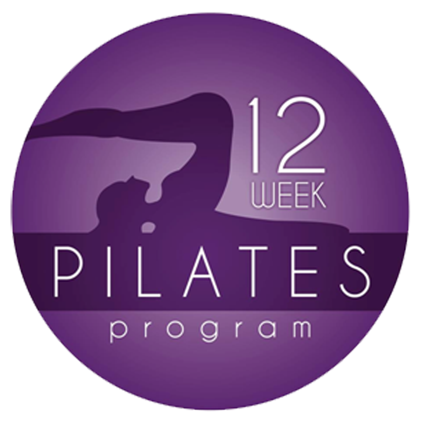 12 Week Pilates Program