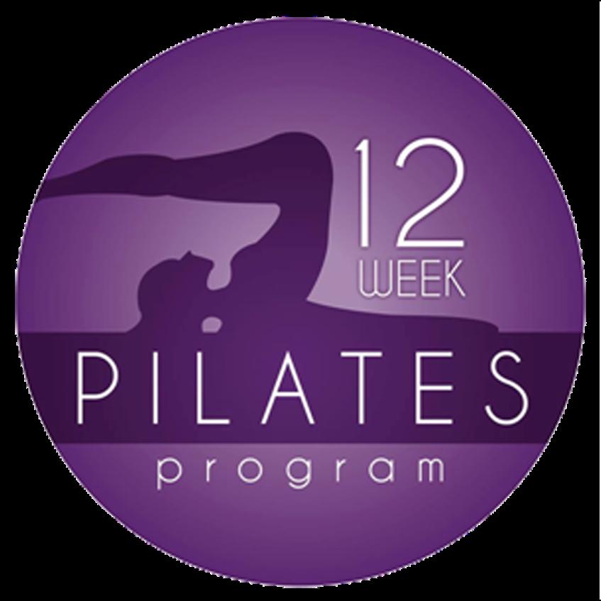 12 Week Pilates Program