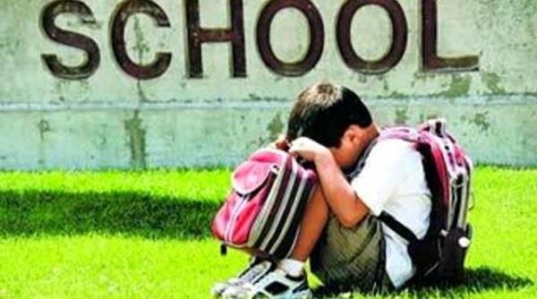 Didascaleinofobia - Medo de ir à escola